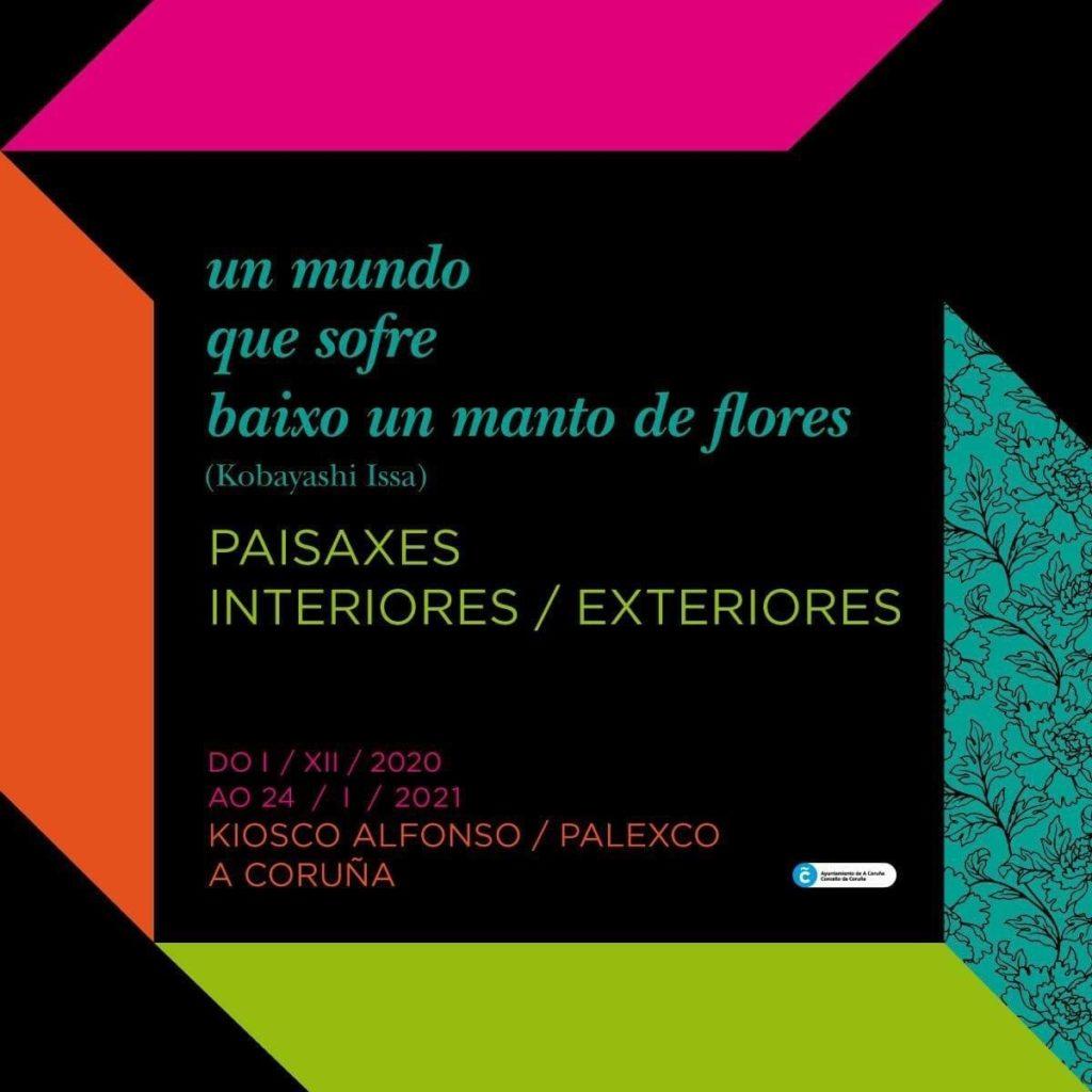 Exposición Colectiva en el Kiosco Alfonso de A Coruña.